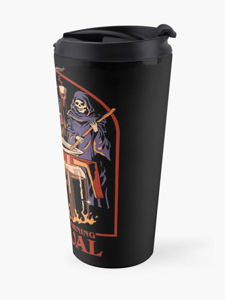 Alternate view of The Morning Ritual Travel Mug