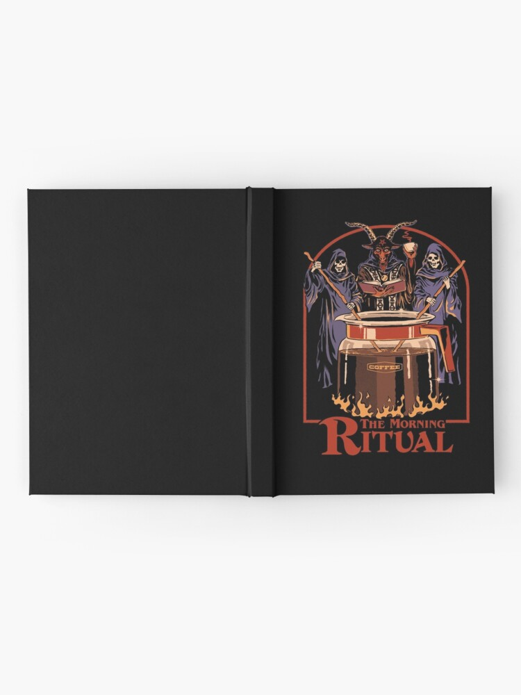 Alternate view of The Morning Ritual Hardcover Journal