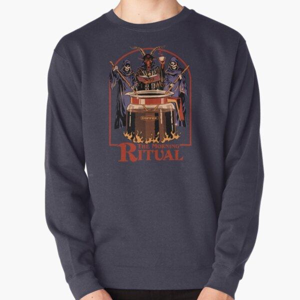 The Morning Ritual Pullover Sweatshirt