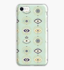 Evil Eye Collection iPhone Case/Skin