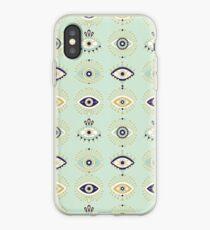 Sammlung des bösen Blicks iPhone-Hülle & Cover