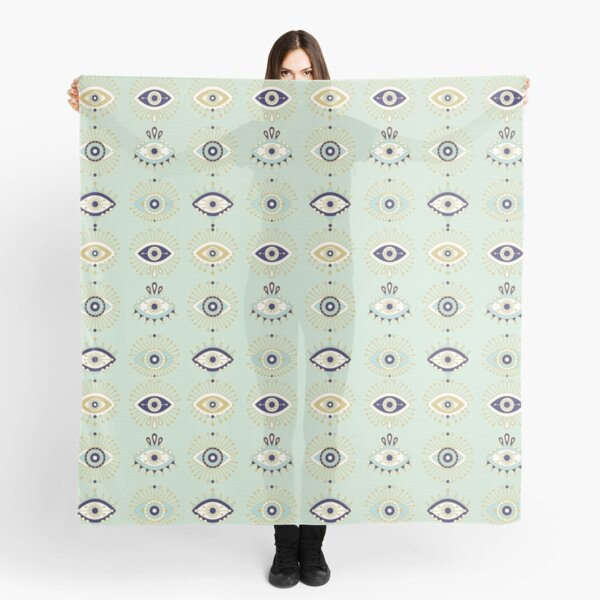 Evil Eye Collection Scarf