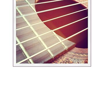 acoustic guitar by andy-jones