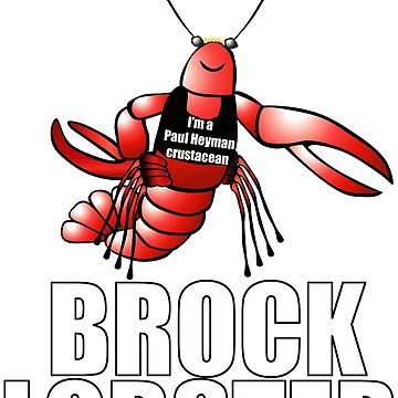 Meet My Client, Brock Lobster! by dinoglitter