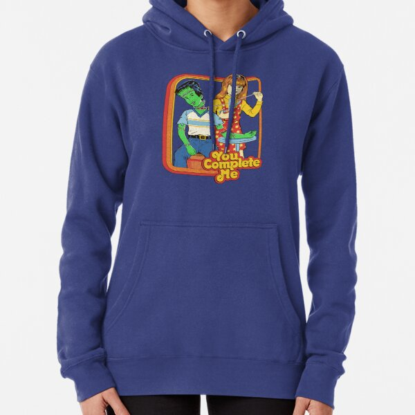 You Complete Me Pullover Hoodie