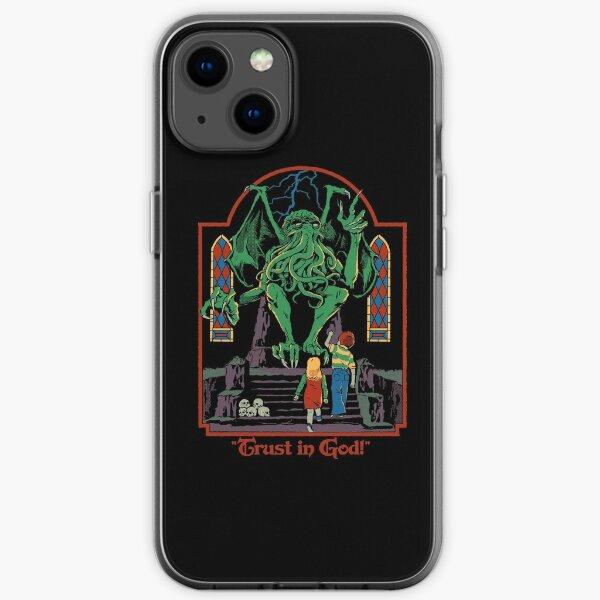 Trust in God iPhone Soft Case