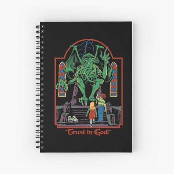 Trust in God Spiral Notebook