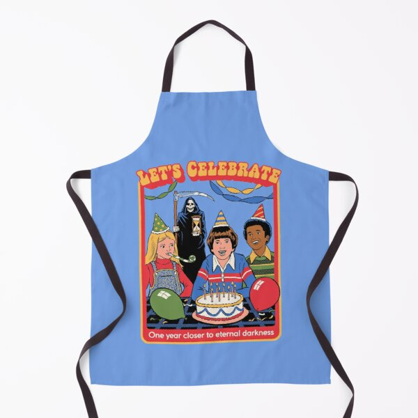 One Year Closer Apron
