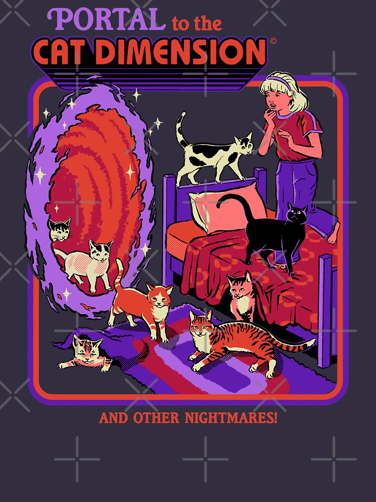 The Cat Dimension by stevenrhodes