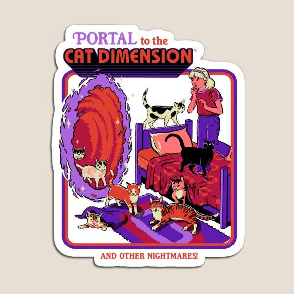The Cat Dimension Magnet
