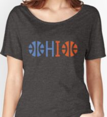 OHIO - BBall Women's Relaxed Fit T-Shirt