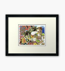 Once Upon A Knight Framed Print