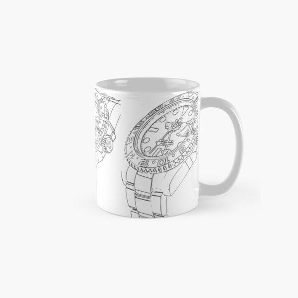ROLEX WATCH Classic Mug
