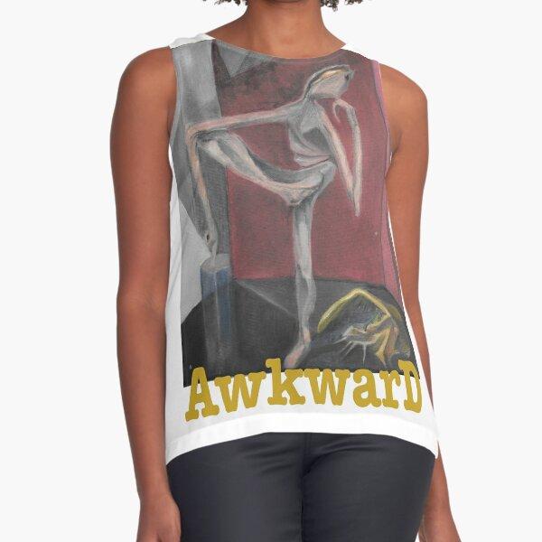 AwkwarD Sleeveless Top