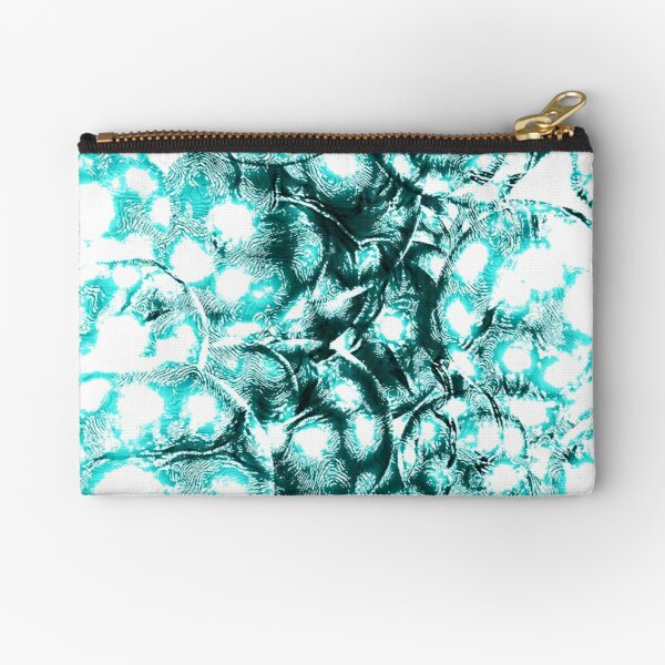 Every galaxy comes from quantum fluctuations billions of years ago Zipper Pouch