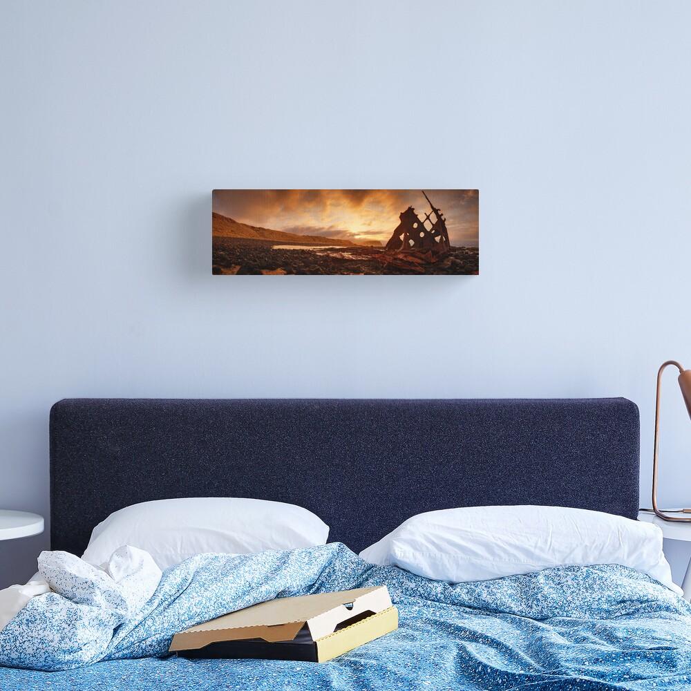 Speke Wreck, Phillip Island, Victoria, Australia Canvas Print