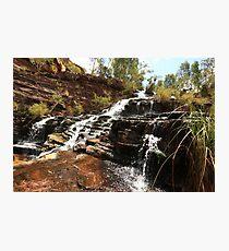 Chasing Waterfalls Photographic Print