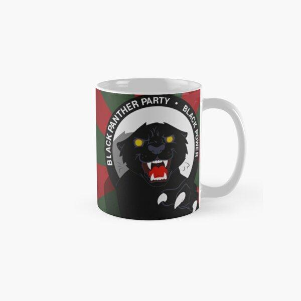 Black Panther Party • Black Power Classic Mug