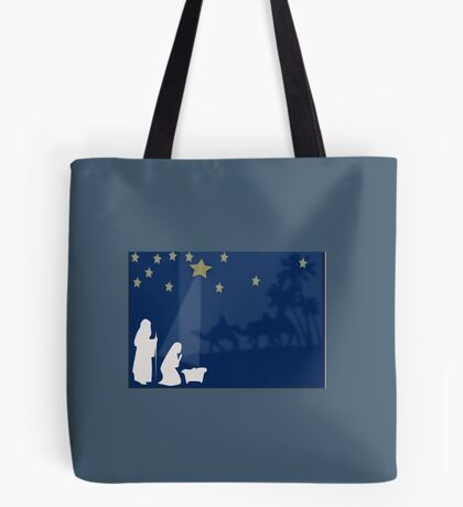 Silent Night (1833 Views) Tote Bag