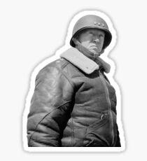 General Patton Sticker