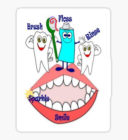 Dental  (12311 Views) Sticker