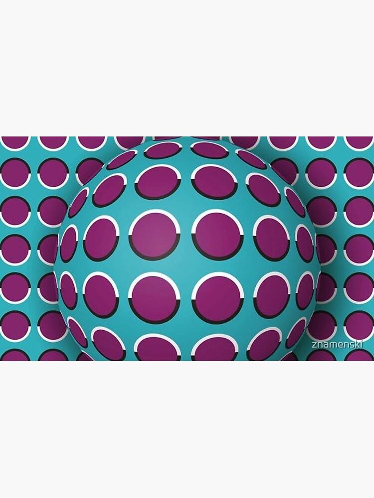 Visual Illusion by znamenski