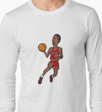 5949aee73d933a Michael Jordan Dunk Drawing T-Shirts