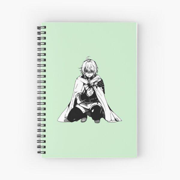 Owari No Seraph: Mika Cuaderno de espiral