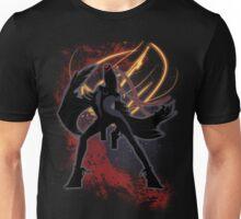 Super Smash Bros. Bayonetta (Original) Silhouette Unisex T-Shirt