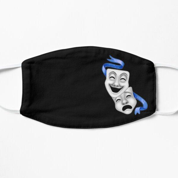 Fake smile  Flat Mask