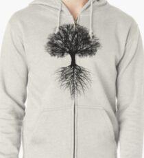 Tree of Life Zipped Hoodie