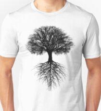 Baum des Lebens Slim Fit T-Shirt