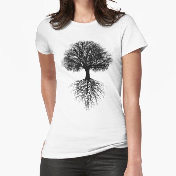 Árbol de la vida Camiseta entallada