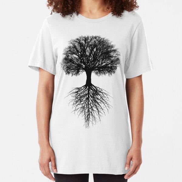 Tree of Life Slim Fit T-Shirt