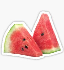 Real Food: Watermelon Sticker