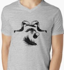Horn-Lock-Eye-complexity-composition  T-Shirt