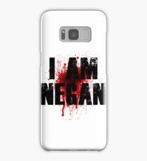 I Am Negan Samsung Galaxy Case/Skin