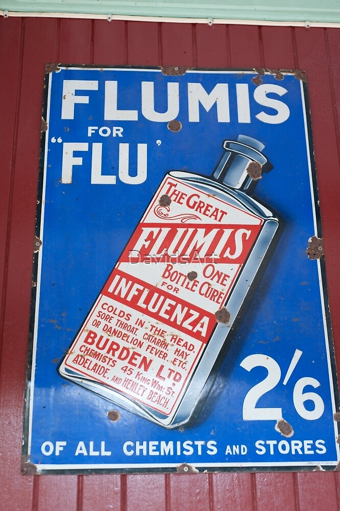 0177 Flumis Flu Cure by DavidsArt