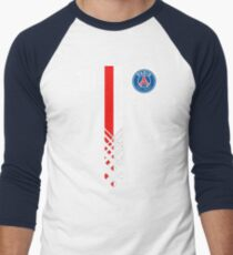 Paris Saint-Germain Design - Alternate Version Men's Baseball ¾ T-Shirt