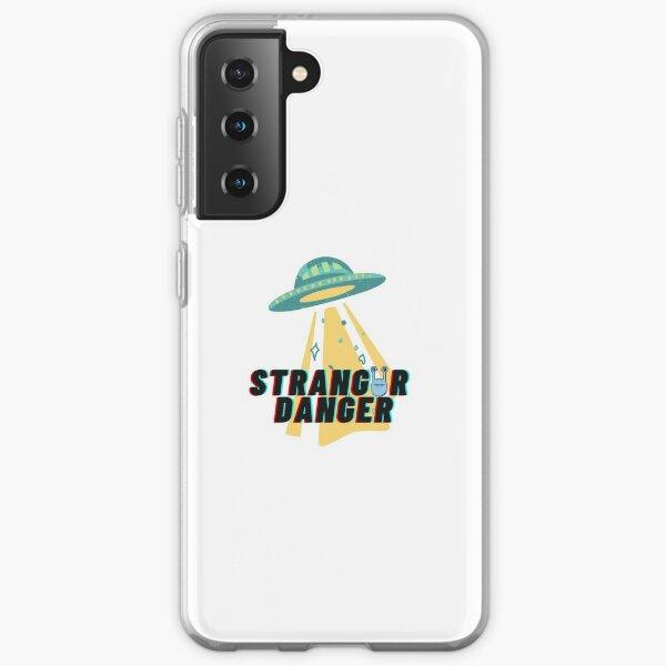 stranger danger ytyh Aperture Science Freeman  Samsung Galaxy Soft Case