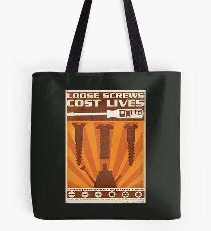 Time War Propaganda II Tote Bag