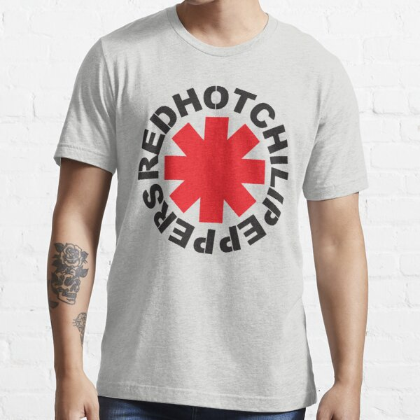 Red Hot Chili Peppers classique T-shirt essentiel