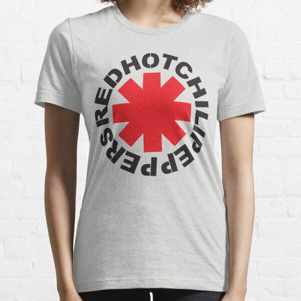 Red Hot Chili Peppers Clásico Camiseta esencial