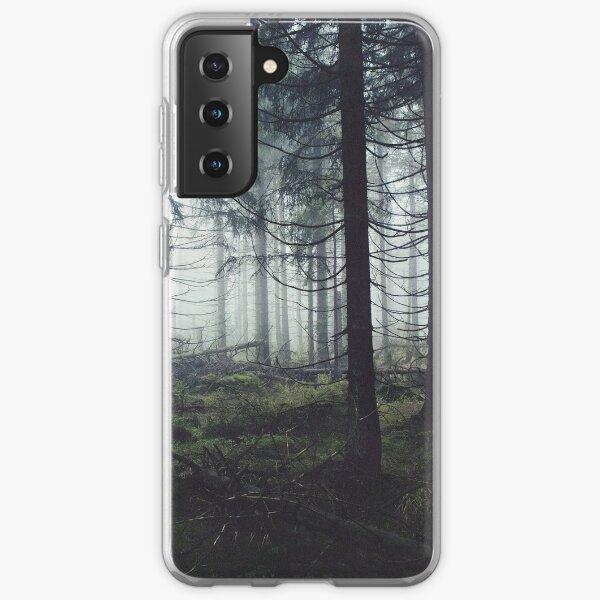 Through The Trees Samsung Galaxy Soft Case