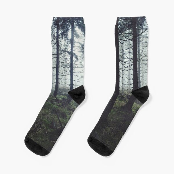 Through The Trees Socks