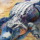 Gator by Katmosphere