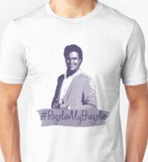 #RogelioMyBrogelio (Rogelio de la Vega) Slim Fit T-Shirt