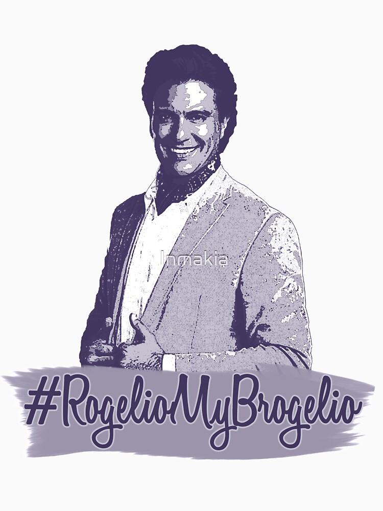TShirtGifter presents: #RogelioMyBrogelio (Rogelio de la Vega - Jane The Virgin) | Unisex T-Shirt