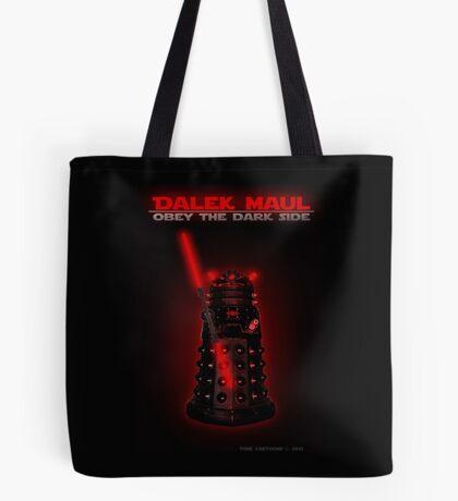 Dalek Maul Tote Bag