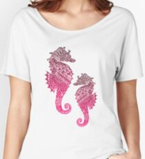 seahorse Women's Relaxed Fit T-Shirt
